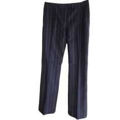 Pantalon évasé Eden Park  pas cher