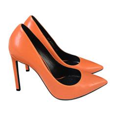 Escarpins YVES SAINT LAURENT Orange