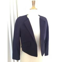 Paletot Jacket Blue, navy, turquoise