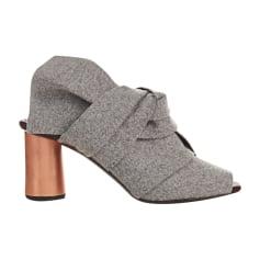 Pumps, Heels PROENZA SCHOULER Gray, charcoal