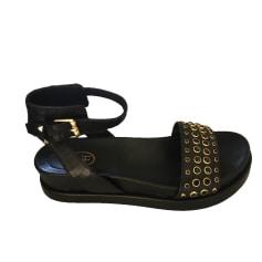 Sandales à talons ASH Noir