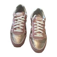 Scarpe da tennis VERSACE Rosa, fucsia, rosa antico
