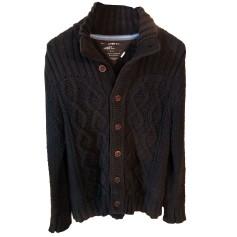 Vest, Cardigan TOMMY HILFIGER Black