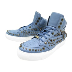 Sneakers JIMMY CHOO Blau, marineblau, türkisblau