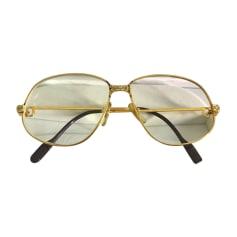 Montatura occhiali CARTIER Dorato, bronzo, rame
