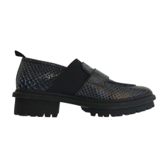 Loafers BALENCIAGA Blue, navy, turquoise