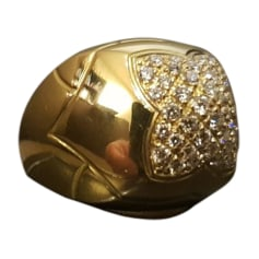 Ring BULGARI Gelb