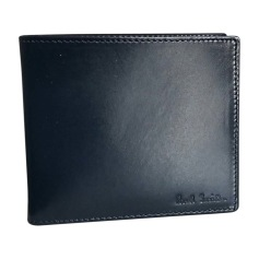Wallet PAUL SMITH Blue, navy, turquoise