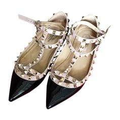 Ballet Flats VALENTINO Black