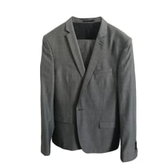 Costume complet THE KOOPLES Gris, anthracite