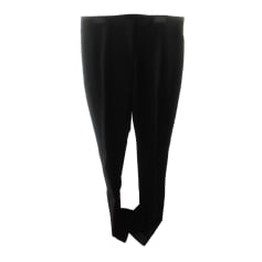 Straight Leg Pants ZADIG & VOLTAIRE Black