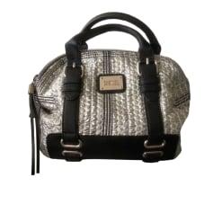 Non-Leather Handbag DIESEL Silver