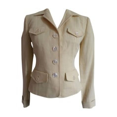 Blazer, veste tailleur RALPH LAUREN Jaune