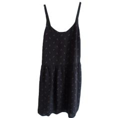 Midi Dress DES PETITS HAUTS Black