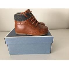Ankle Boots JACADI Marron caramel