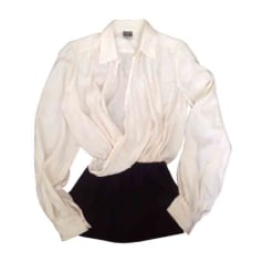 Blouse JEAN PAUL GAULTIER White, off-white, ecru