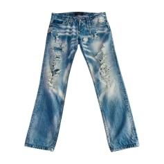 Straight-Cut Jeans  PHILIPP PLEIN Blau, marineblau, türkisblau