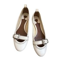 Ballet Flats CHLOÉ White, off-white, ecru
