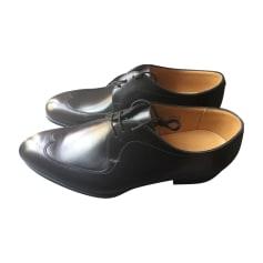 Chaussures à lacets J.M. WESTON Noir