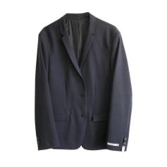 Suit Jacket CALVIN KLEIN Blue, navy, turquoise