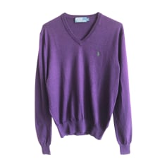 Sweater RALPH LAUREN Purple, mauve, lavender