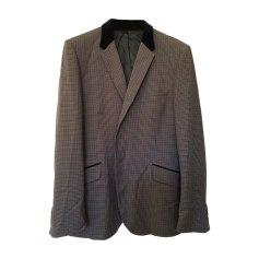 Veste de costume PAUL SMITH Multicouleur