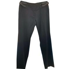 Pantalon droit BILLTORNADE Noir