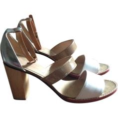 Sandali con tacchi VANESSA BRUNO Multicolore