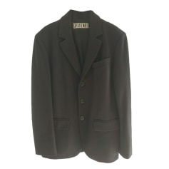 Suit Jacket DIRK BIKKEMBERGS Blue, navy, turquoise