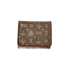 Wallet LANCEL Beige, camel