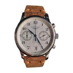 Wrist Watch LONGINES Silver