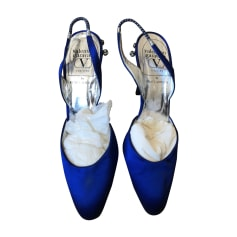 Escarpins VALENTINO Bleu, bleu marine, bleu turquoise