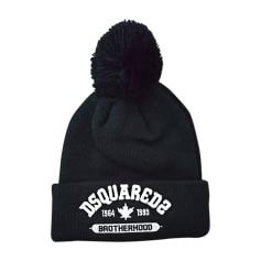 Bonnet DSQUARED Noir