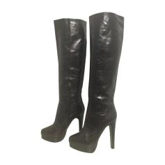 High Heel Boots BARBARA BUI Black