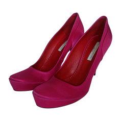 Pumps, Heels STELLA MCCARTNEY Pink, fuchsia, light pink