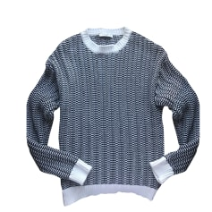 Sweater SANDRO White, off-white, ecru