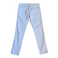 Skinny Jeans BA&SH Weiß, elfenbeinfarben