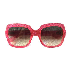 Sunglasses GUCCI Pink, fuchsia, light pink