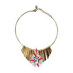 Necklace SHOUROUK Golden, bronze, copper
