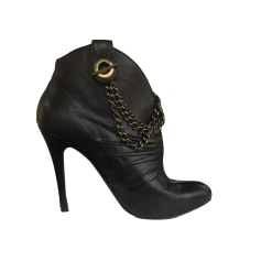 Bottines & low boots à talons GUESS Noir