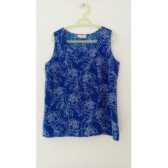Top, tee-shirt MARCELLE GRIFFON Bleu, bleu marine, bleu turquoise