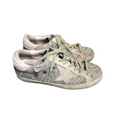 Sneakers GOLDEN GOOSE Silver