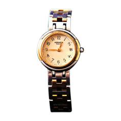 Wrist Watch HERMÈS Silver