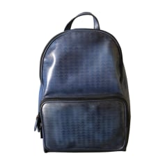 Backpack BERLUTI Blue, navy, turquoise