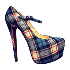 Wedges CHRISTIAN LOUBOUTIN Multicolor