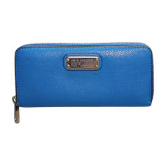 Wallet MARC JACOBS Blue, navy, turquoise