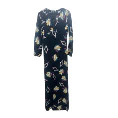 Robe longue BA&SH Noir