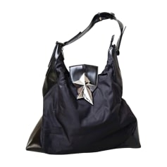 Non-Leather Handbag THIERRY MUGLER Black