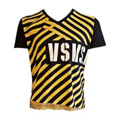 T-shirt VERSUS VERSACE Black