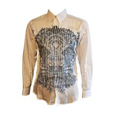 Shirt JUST CAVALLI White, off-white, ecru
